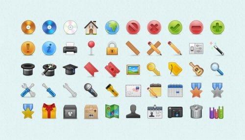Build Icons