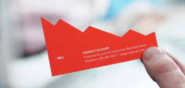 Chart Business Card 1