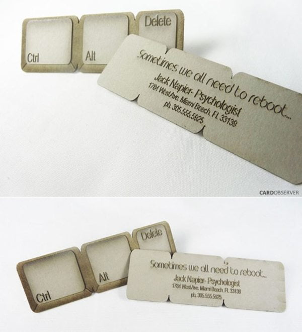 Fortune Teller Business Card