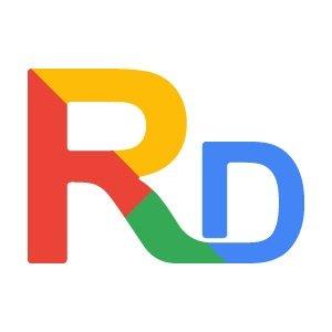 ReeZh Design Google Color Logo