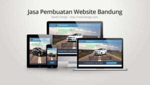 Jasa Pembuatan Website Bandung