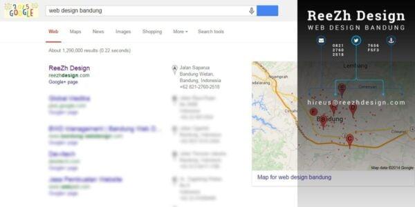 Jasa SEO Website Bandung First Rank