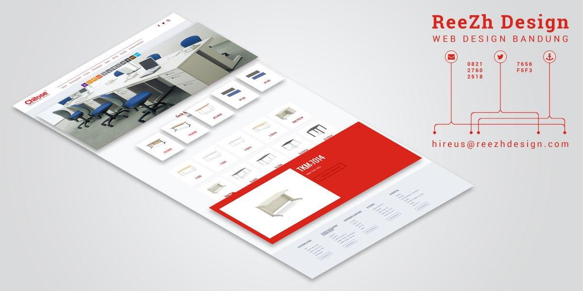 Chitose Web Design Bandung
