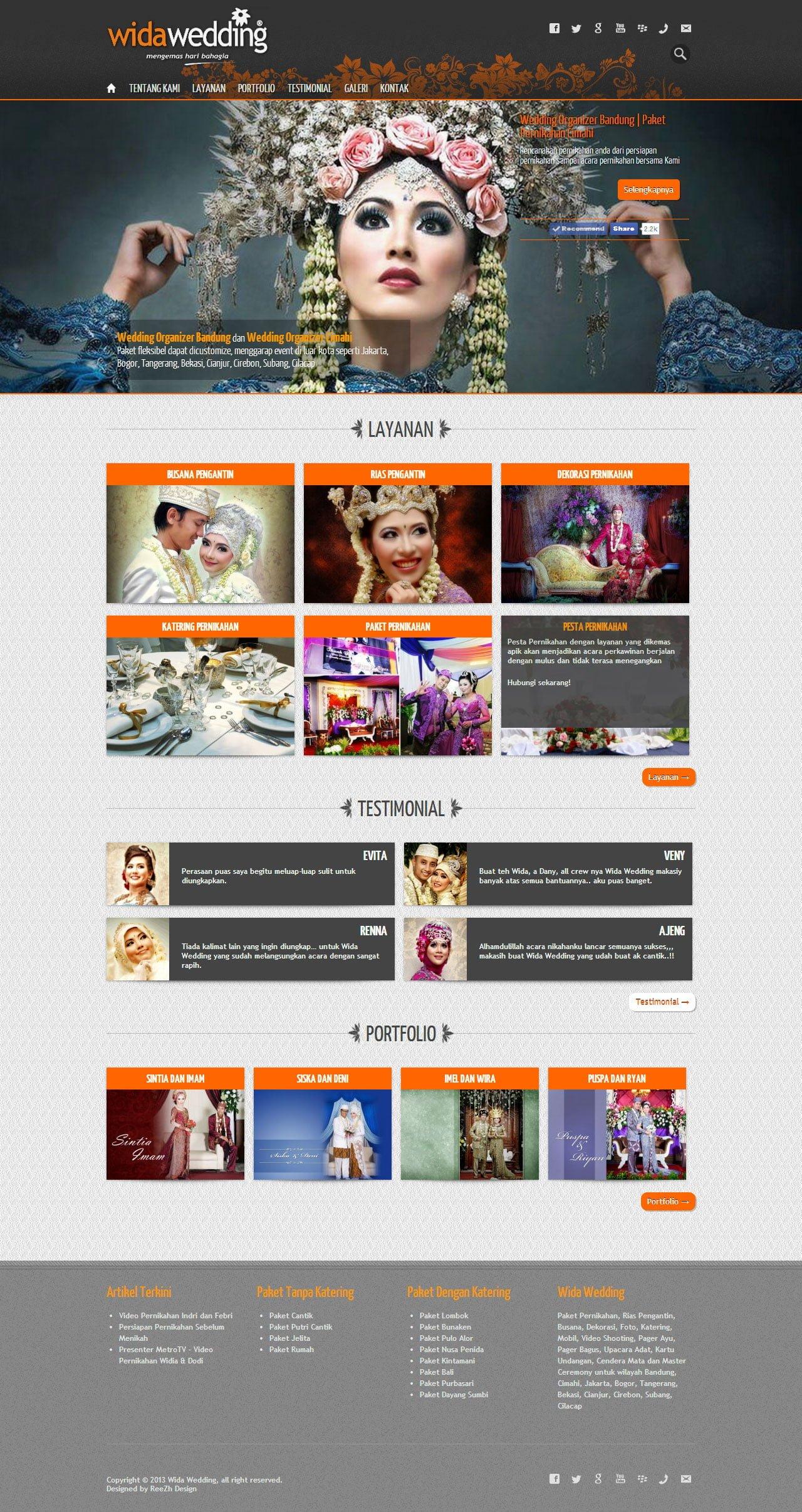 Wida Wedding Organizer Bandung Cimahi