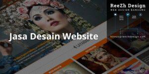 Jasa Desain Website Bandung Indonesia