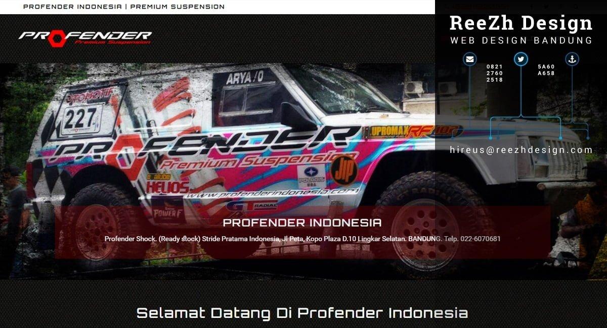 Profender Indonesia