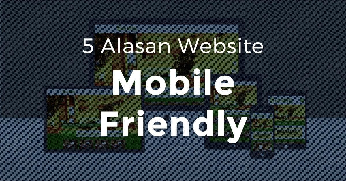 5 Alasan Website Mobile Friendly untuk Anda Pertimbangkan
