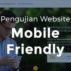 Website Mobile Friendly Google Test