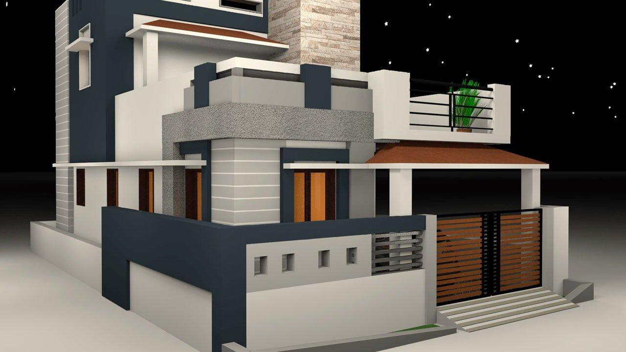 Desain Rumah Minimalis dengan Home Design Software Gratis Terbaik