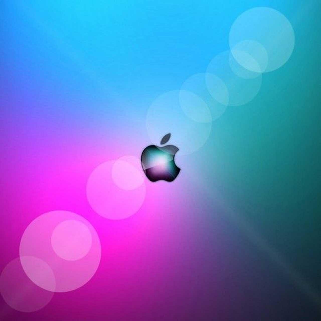 Gradient Apple Ipad Wallpaper