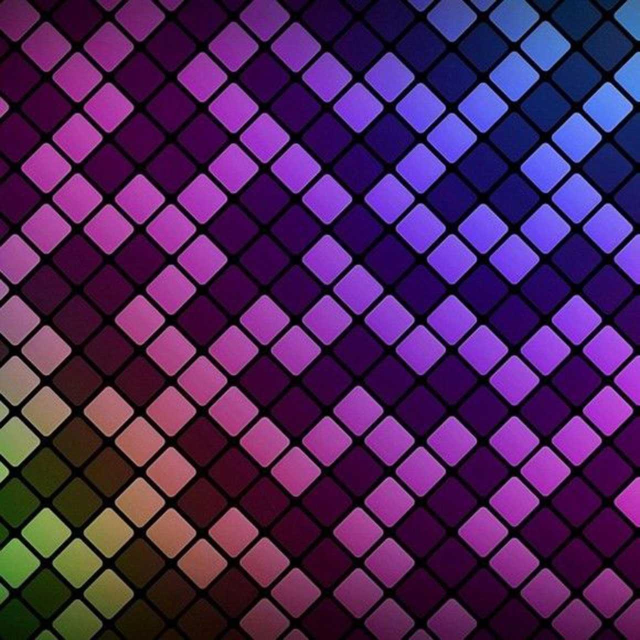 Tetris Pattern Wallpaper