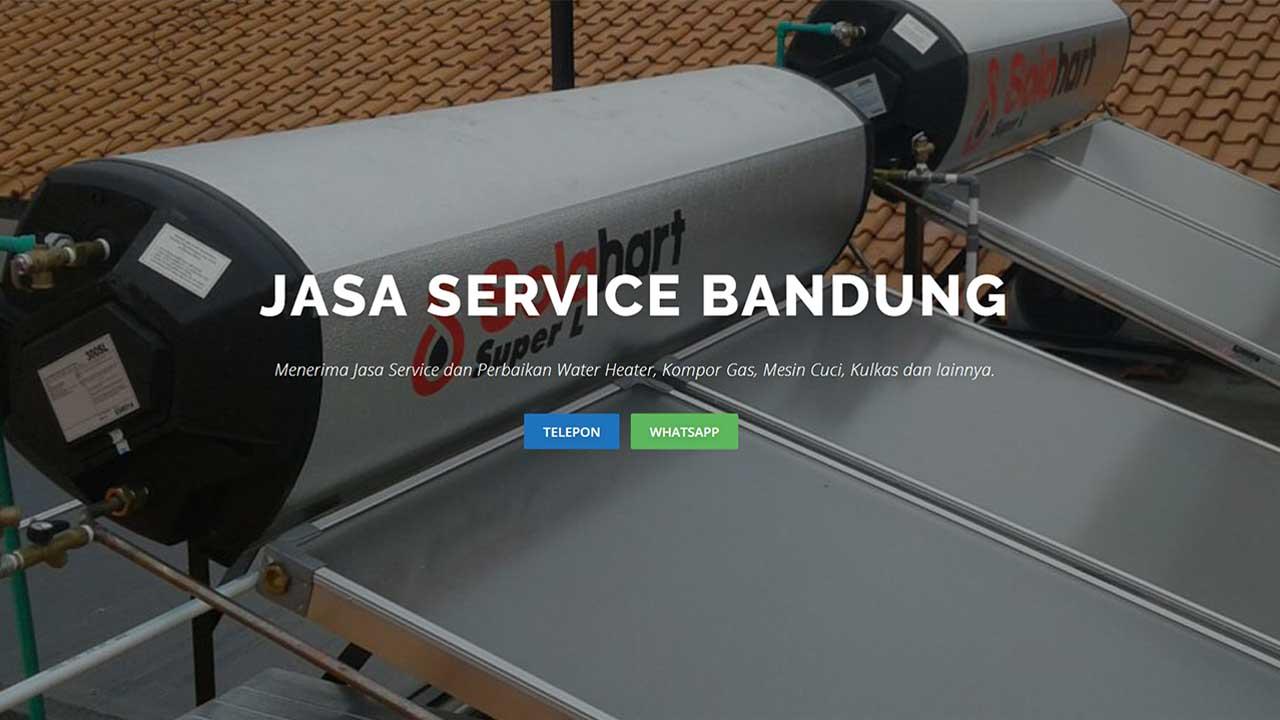 Jasa Service Bandung